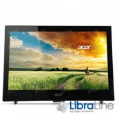 "Моноблок Acer Aspire Z1-601 Black 18.5""  Intel N2840 / 4Gb / 500Gb / NoODD / Intel HD / WiFi / BT / DOS  DQ.SYDME.001"