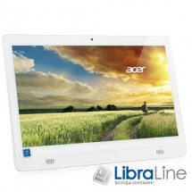"Моноблок Acer Aspire Z1-612 White 19.5"" Intel Pen N3700 / 4Gb / 500Gb / DVD / Intel HD / WiFI / BT / DOS  DQ.B2QME.001"