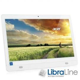 "Моноблок Acer Aspire Z1-612 White 19.5"" Intel Pen N3700 / 4Gb / 500Gb / DVD / Intel HD / WiFI / BT / DOS  DQ.B2QME.001"