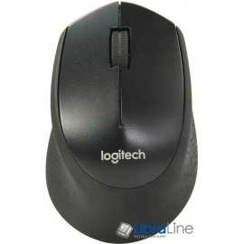 Компьютерная мышь Logitech M330 Silent Plus black USB, wireless,  L910-004909