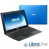 """Нетбук Asus X200MA Blue 15.6""""  Celeron N2830 / 2Gb / 500G / WiFi / BT / cam / reader / DOS  X200MA-KX239D"""