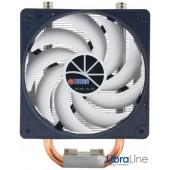 Вентилятор охлаждения, кулер процессорный Titan TTC-NC15TZ/KU/V3(RB) универсальний
