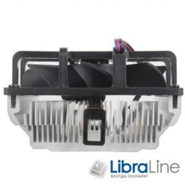 Вентилятор охлаждения кулер CPU AM2+ Titan DC-K8K925Z/N 92*92*25mm втулка 2250rpm 3pin Al
