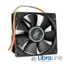 Вентилятор охлаждения  Case Frime FF120SB4  120*120*25mm black