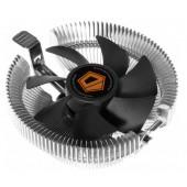 Кулер процессора ID-Cooling DK-01T, Intel: 1151/1150/1155/1156/775, AMD: FM2+/FM2/FM1/AM3+/AM3/AM2+/AM2, 110x110x52 mm, 3-pin