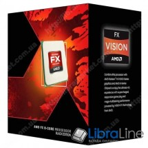 FD8350FRHKBOX Процессор AMD AM3+ FX-8350 4GHz 8mb 8Core Box