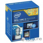 Процессор Intel 1150 Core I3-4360  3.7GHz / 4mb / 2 Core / Box BX80646I34360