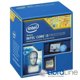 BX80646I34360 Процессор Intel 1150 Core I3-4360  3.7GHz / 4mb / 2 Core / Box