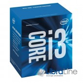 Процессор Intel 1151 Core i3-6100  3.7GHz / 3mb / 2 Core / Box / Intel HD 530 BX80662I36100
