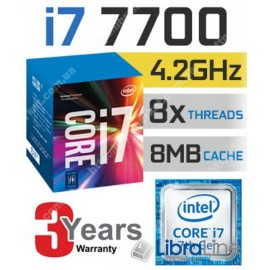 Процессор  Intel 1151 Core i7-7700 3,6GHz / 8Mb / 4 Core / Box BX80677I77700