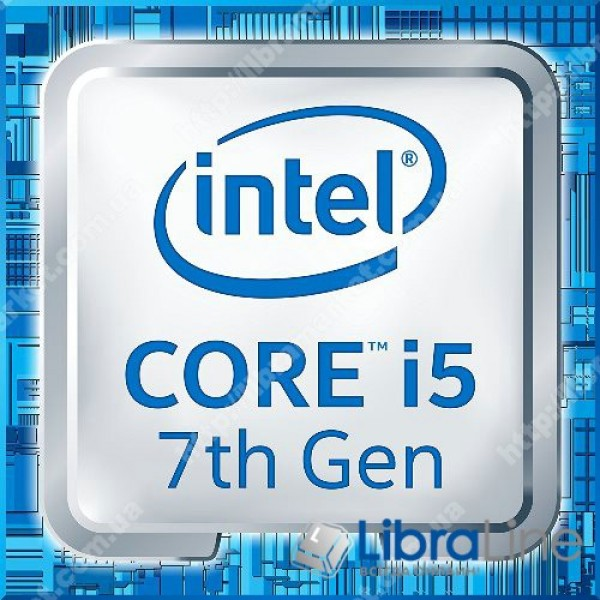Процессор Intel 1151 Core I5-7500 3.4GHz / 6Mb / 4 core / box BX80677I57500