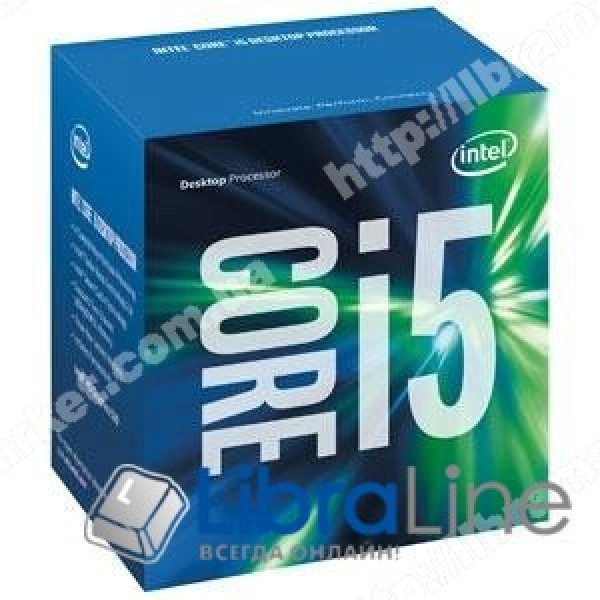 BX80677I57400 Процессор Intel 1151 Core i5-7400 3.0Ghz / 6Mb / 4 Core / Box