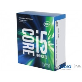 BX80677I57600 Процессор Intel 1151 Core i5-7600 3.5GHz / 6Mb / 4 Core / Box