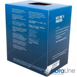 Процессор Intel 1151 Core i5-7600 3.5GHz / 6Mb / 4 Core / Box BX80677I57600