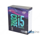 Процессор Intel 1151 Core i5-8600K  3.6GHz / 9mb / 6 Core