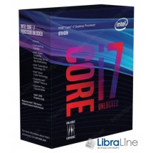 Процессор Intel 1151 Core i7-8700 3.2GHz / 12Mb / 6 Core / Box BX80684I78700K