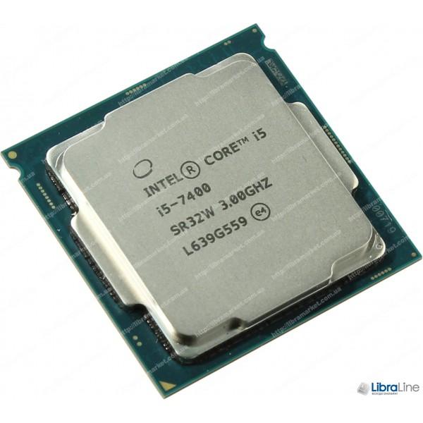 Процессор Intel 1151 Core i5-7600K 3.8Ghz / 6Mb / 4 Core / box
