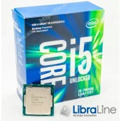 Процессор Intel 1151 Core i5-7600K 3.8Ghz / 6Mb / 4 Core / box