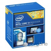 Процессор Intel 1150 Core i3-4170  3.7GHz / 3mb / 2 Core / Box BX80646I34170