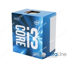BX80677I37100 Процессор Intel 1151 Core i3-7100 3.9GHz / 3mb / 2 Core / Box