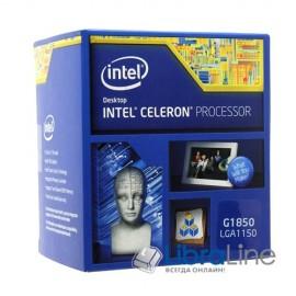 Процессор Intel 1150 Celeron G1840 2.8GHz / 2mb / 2Core / Box