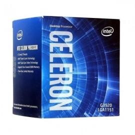 Процессор Intel 1151 Celeron G3930 2.9GHz / 2Mb / 2 Core / tray