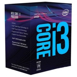 Процессор Intel Core i3-8100 / LGA1151v2 / Tray