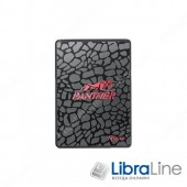 SSD жесткий диск 2.5 SATA-3 120Gb Apacer AS350 AP120GAS350-1