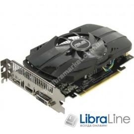 Видеокарта PCI-E Asus GeForce GTX1050 2Gb GDDR5 DVI, HDMI, DP PH-GTX1050-2G