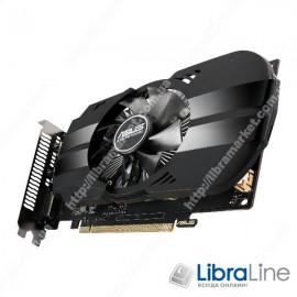 Видеокарта  Asus GeForce GTX1050TI 4Gb GDDR5, 128 bit, DVI, HDMI, DP PCI-E PH-GTX1050TI-4G