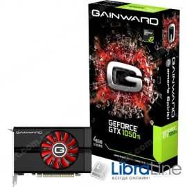 426018336-3828 Видеокарта PCI-E Gainward GeForce GTX1050Ti 4Gb GDDR5,128bit