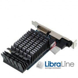 Видеокарта Asus PCI-Ex GeForce GT 720 1024MB DDR3 64bit 797/1800  VGA, DVI, HDMI GT720-SL-1GD3-BRK
