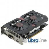 STRIX-GTX750TI-DC2OC-4GD Видеокарта Asus PCI-Ex GeForce GTX 750 Ti Strix 4096MB GDDR5  128bit 1124/5400 DVI, HDMI, DisplayPort