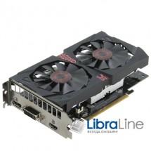 Видеокарта Asus PCI-Ex GeForce GTX 750 Ti Strix 4096MB GDDR5  128bit 1124/5400 DVI, HDMI, DisplayPort STRIX-GTX750TI-DC2OC-4GD