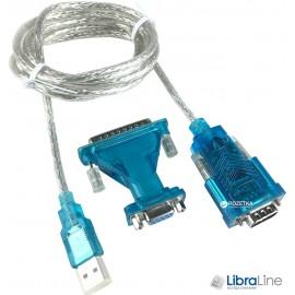 Конвертер Viewcon VEN09 USB to COM  1.1