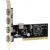 Контроллер PCI 4xUSB 2.0 port