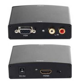 Конвертер VGA TO HDMI CONVERTER HDV01