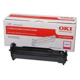 Драм-картридж OKI C3300/C3400/C3450/C3600 Magenta 43460206
