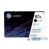 Лазерный картридж HP LaserJet, Черный CF287A, HP 87A