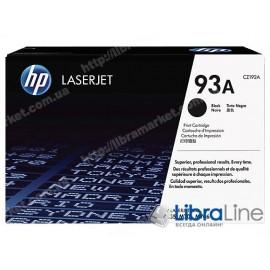 CZ192A, HP 93A, Оригинальный лазерный картридж HP LaserJet, Черный