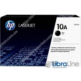 Лазерный картридж HP LaserJet, Черный Q2610A, HP 10A