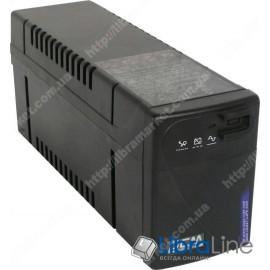 Источник бесперебойного питания Powercom BNT-600AP IEC 320 C13*2розетки, 360Вт, USB