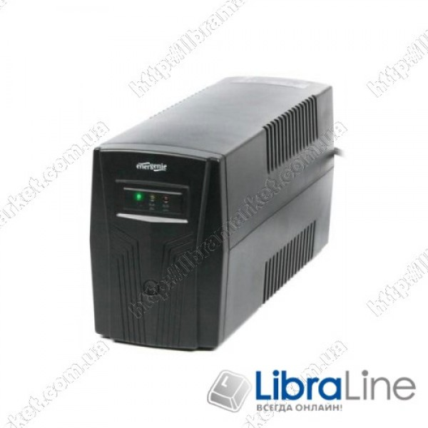 Источник бесперебойного питания Energenie EG-UPS-B650 (650VA)