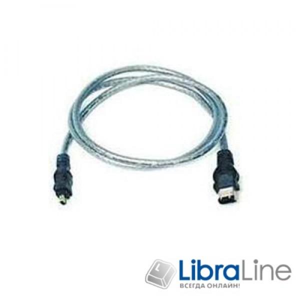 Кабель Maxxtro IEEE1394 FW02 6p/4p 1.8m IEEE1394
