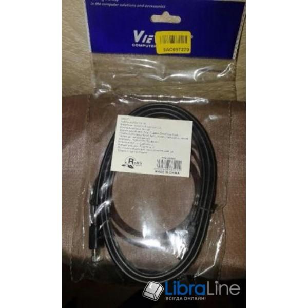 Кабель Viewcon VS003 eSATA F/F, 1м