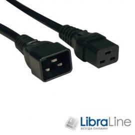 Сетевой шнур Power Cord, C19 to C20, 2.0m AP9877м