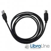 Кабель USB2.0 Maxxter U-AMBM-6 AM/BM 1.8 м