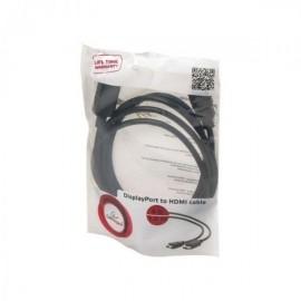 Кабель Cablexpert CC-DP-HDMI-6 DisplayPort-HDMI, 1.8м