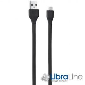 Кабель TRUST Micro-USB Cable 1m Black