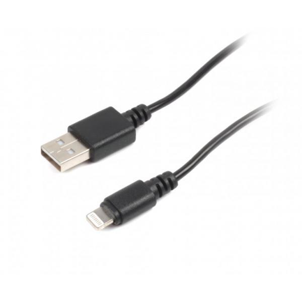 Кабель Cablexpert CC-USB2-AMLM-1M USB 2.0 Lightning, 1.0 м